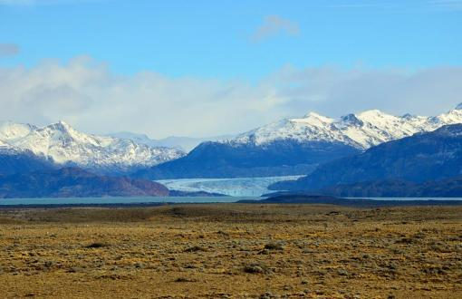 Lago Argentino, Argentine