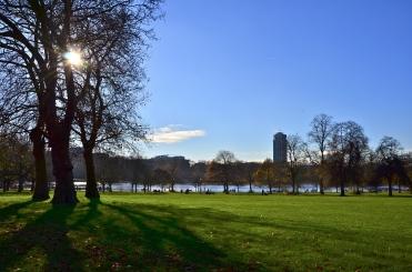 Hyde Park © Nadine Wick