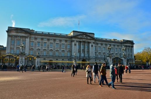 Buckingham Palace © Nadine Wick