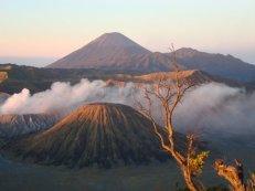 Mt Bromo, Indonésie
