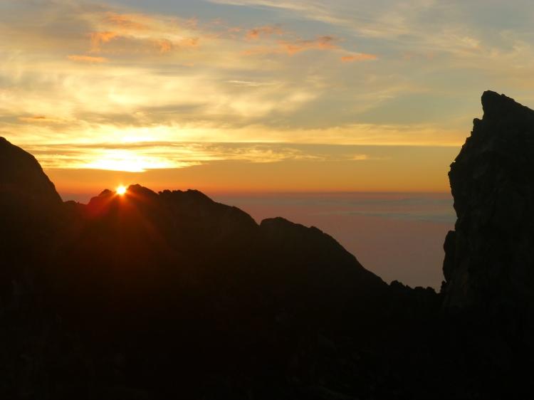 Sunrise_Mont Agung