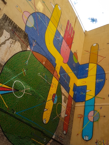 Street Art, Raval