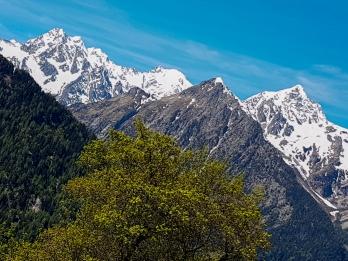 Des montagnes époustouflantes© Nadine Wick