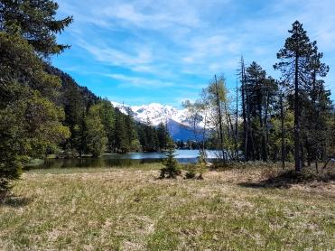 Le lac de Champex © Nadine Wick